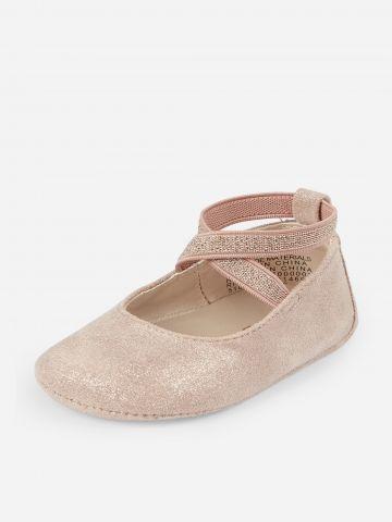 נעלי בובה מנצנצות / בייבי בנות של THE CHILDREN'S PLACE