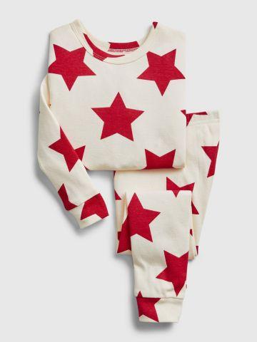 סט פיג'מה כוכבים / 6M-5Y של GAP