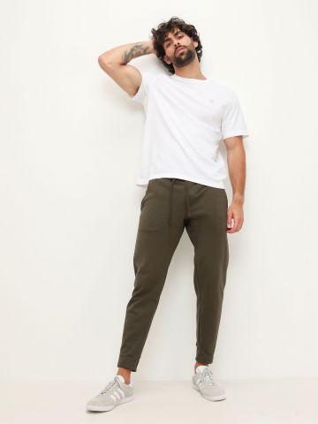 מכנסי טרנינג ארוכים של BANANA REPUBLIC
