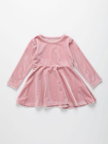 שמלת קטיפה / 6M-5Y של THE CHILDREN'S PLACE