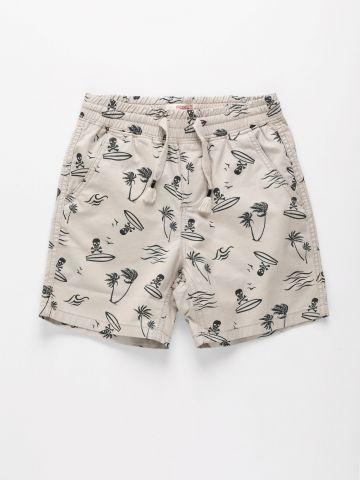מכנסי ברמודה עם הדפסים / בנים של FOX