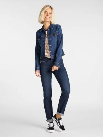 ג'קט ג'ינס עם כיסים של LEE