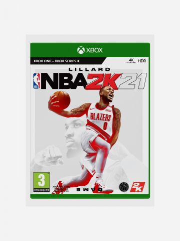 NBA 2K21 Standard Edition / XBOX one של TOYS