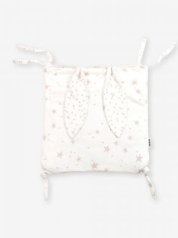 שק חיתולים ג'רזי בהדפס כוכבים / בייבי של MINENE