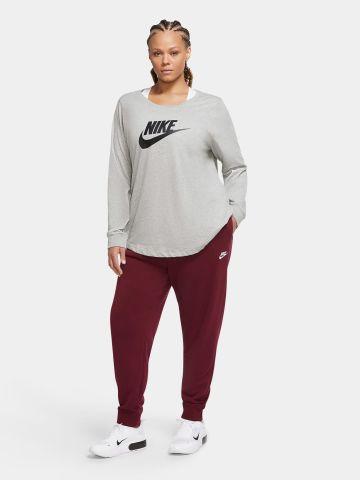 מכנסי טרנינג עם רקמת לוגו / Plus Size של NIKE