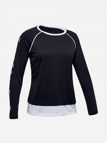 חולצת אימון UA Tech / בנות של UNDER ARMOUR
