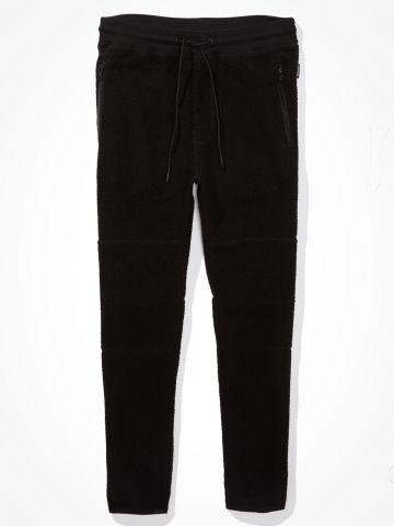 מכנסי טרנינג פרוותיים / גברים של AMERICAN EAGLE
