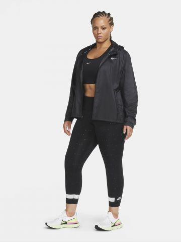 טייץ ריצה Dri-FIT בהדפס לוגו Air / Plus Size של NIKE
