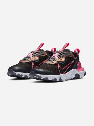 נעלי סניקרס  React Vision / בנות של NIKE