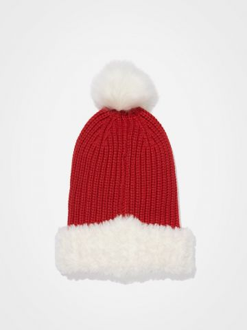 כובע גרב בדוגמת סנטה קלאוס / נשים של AMERICAN EAGLE
