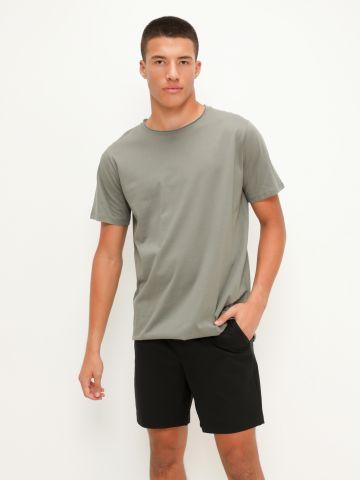 מכנסיים קצרים עם כיסים של BANANA REPUBLIC