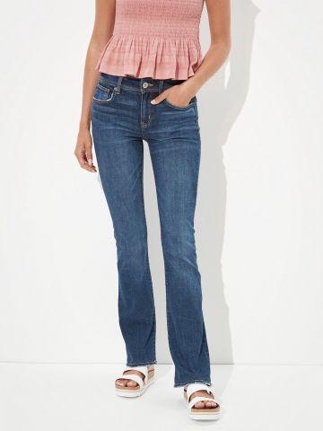 ג'ינס בגזרה מתרחבת של AMERICAN EAGLE