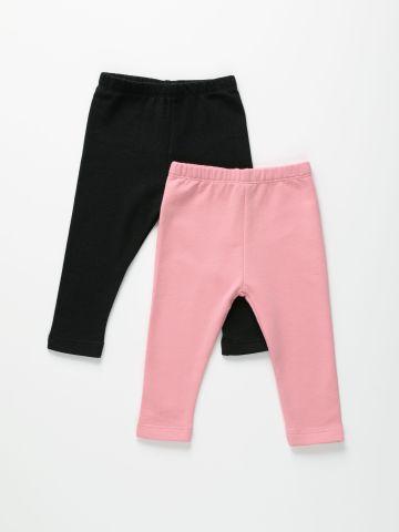 מארז 2 מכנסיים ארוכים עם כיס / 6M-3Y של FOX