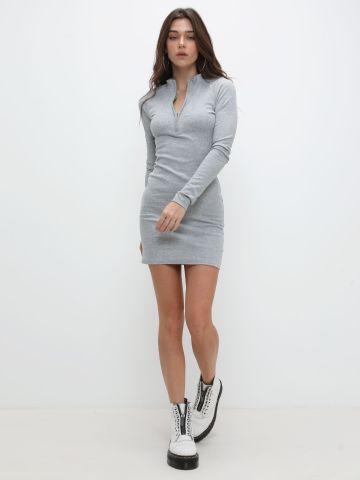 שמלת מיני ריב של TERMINAL X