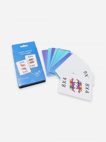 משחק קלפים-מלחמה בחשבון של TOYS