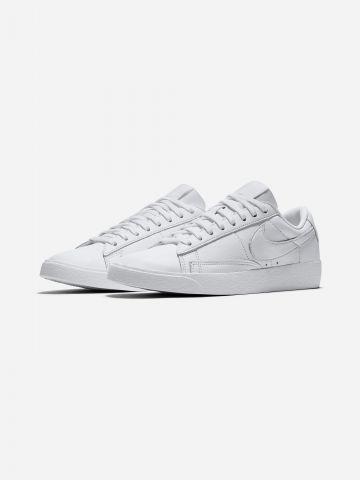 סניקרס עור Nike Blazer Low / נשים של NIKE