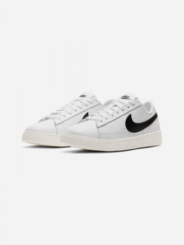 סניקרס עור Nike Blazer Low / ילדים של NIKE