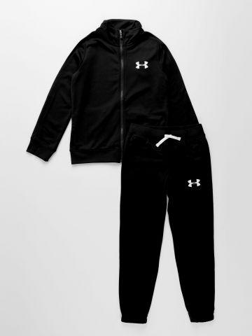 חליפת ספורט עם לוגו / בנים של UNDER ARMOUR