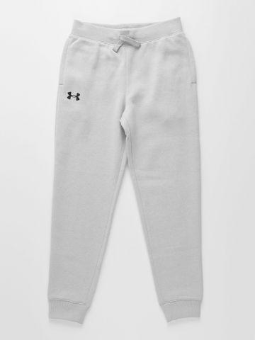 מכנסי טרנינג עם לוגו / בנים של UNDER ARMOUR