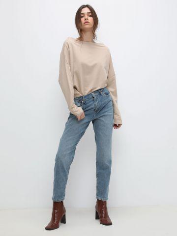 חולצת אוברסייז אוף שולדרס של TERMINAL X