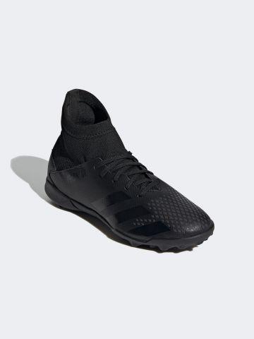 נעלי כדורגל עור בשילוב גרב Predator 20.3 turf boots / בנים של ADIDAS Performance