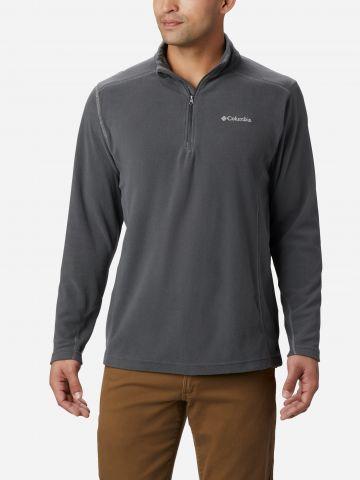 חולצת מיקרופליז Klamath Range II Half Zip של COLUMBIA