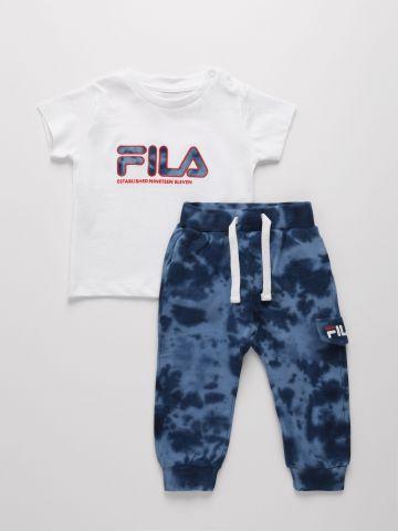 סט חולצה ומכנסיים / 6M-24M של FILA