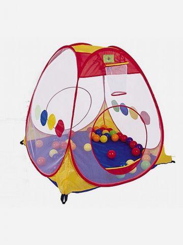 אוהל כדורים של TOYS