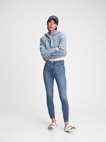 ג'ינס סקיני בגזרה גבוהה / נשים של GAP