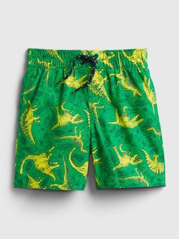 מכנסי בגד ים בהדפס דינוזאורים / 1-5Y של GAP