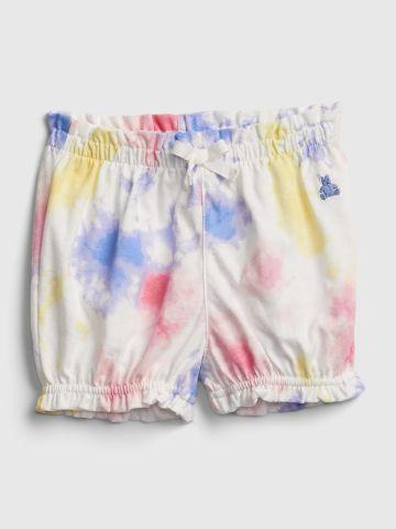 מכנסיים קצרים בהדפס טאי דאי / 0-24M של GAP