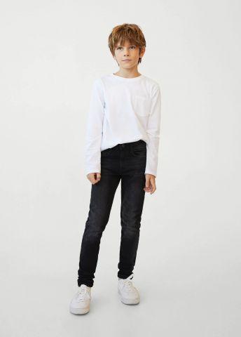 ג'ינס סקיני ארוך של MANGO