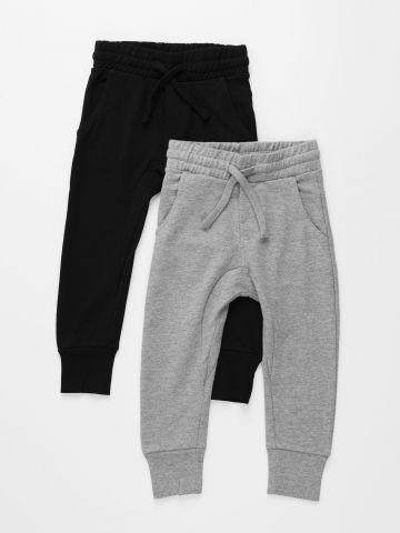 מארז 2 מכנסי טרנינג ארוכים / בנים של FOX