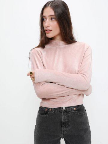 חולצת קטיפה של YANGA