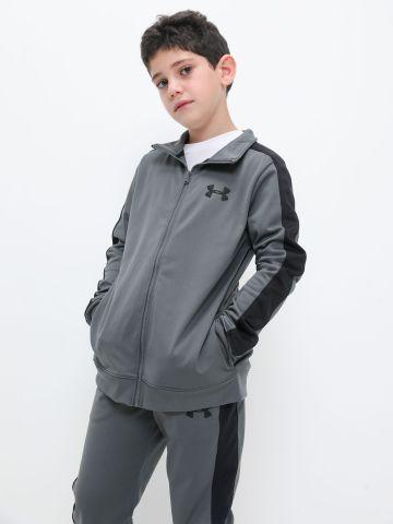 חליפת טראק עם לוגו / בנים של UNDER ARMOUR