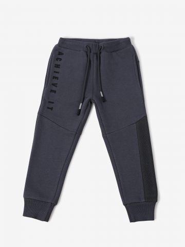 מכנסי פוטר עם פאנל רשת / 3M-2Y של MINENE