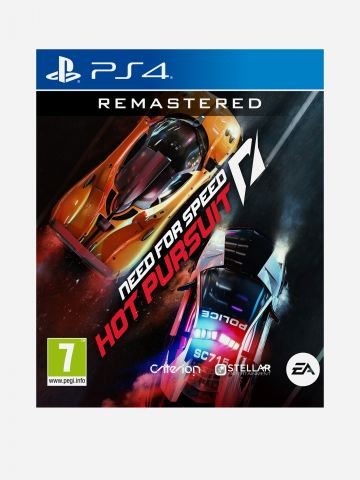 Need For Speed Hot Pursuit \ PlayStation 4 של TOYS