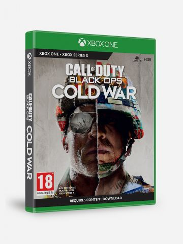 Call Of Duty: Black Ops Cold War / XBOXONE של TOYS