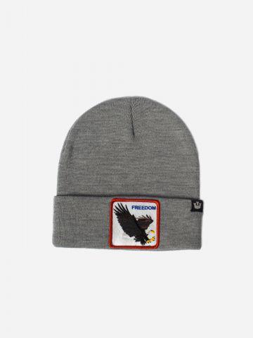 כובע גרב עם פאץ' נשר Freedom / גברים של GOORIN BROS