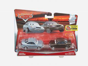 זוג דמויות Cars / 3+ של TOYS