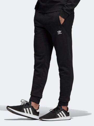 מכנסי טרנינג עם רקמת לוגו של ADIDAS Originals