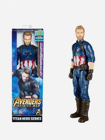 קפטן אמריקה / 4+ של TOYS