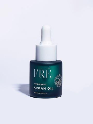 שמן ארגן אורגני 100%- שמן טיפוח מושלם של FRÉ
