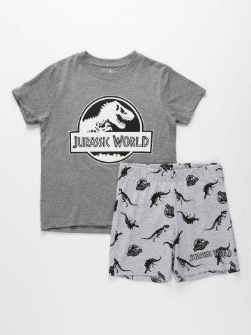 סט פיג'מה בהדפס דינוזאורים / בנים של FOX