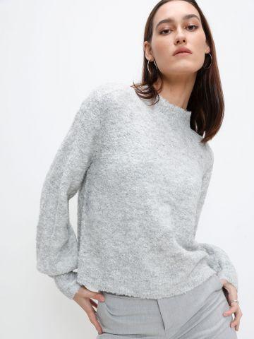 סוודר עם צווארון גבוה של VERO MODA