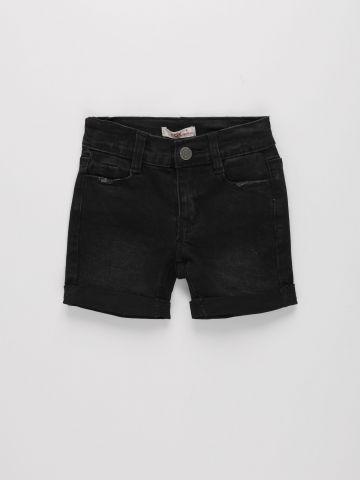 מכנסי ג'ינס קצרים / בנים של FOX
