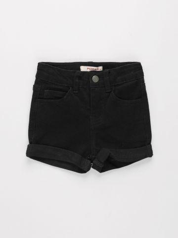 ג'ינס קצר עם כיסים / בנות של FOX
