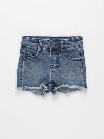 מכנסי ג'ינס קצרים / בנות של FOX