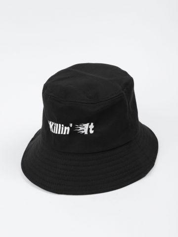 כובע באקט Killing It / נשים של NOA KIREL X TERMINAL X