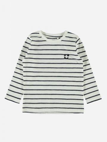 חולצה בהדפס פסים / 1.5Y-8Y של NAME IT